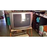 Tv 29 Philips C/control Y Mesa Funcionando Perfectamente