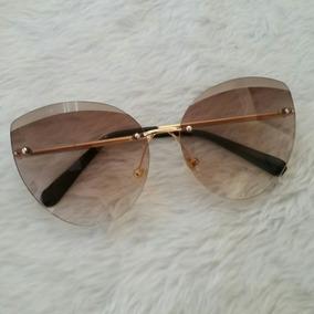 Óculos De Sol Sem Aro B078 Borboleta Gatinho Lançamento. R  89 99 e6ecb1e7fa