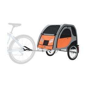 Remolque Petego Comfort Bicicletas Perro Carro