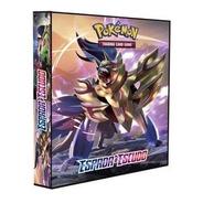 Álbum Pokémon Pasta Tipo Fichário P/cards - Espada & Escudo