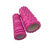 Foam Roller Rolo De Relaxamento Para Yoga Pilates Ginastica
