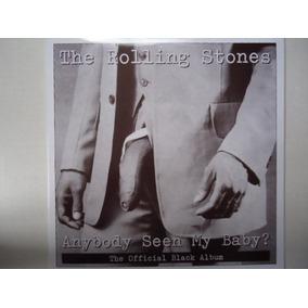 Lp Rolling Stones - Anybody Seen My Baby - Capa Censurada