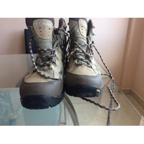 Zapatos Columbia De Media Montaña