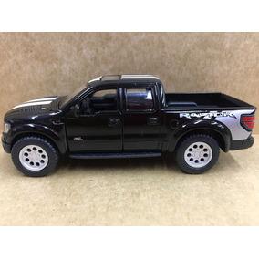 Miniatura Ford-f150 Raptor Preta