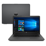 Notebook Hp 246 G6 I3-6006u 4gb 500gb Windows 10