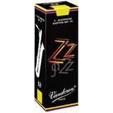 Vandoren Zz Cañas De Saxofón Barítono, Caja De 5,