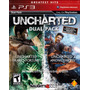 Uncharted Dual Pack 1 Y 2 Ps3 | Sasito