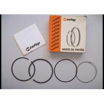 Anéis De Pistão 0,25 Cg 125 94-99 / Titan 125 00-01 Cofap