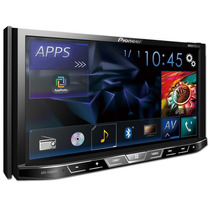 Dvd 2 Din Pioneer Avh - 5880tv Bt Central Multimidia Mixtrax
