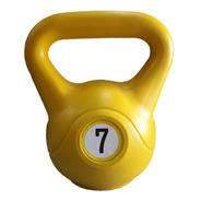 Pesa Rusa Kettlebell 7 Kg Funcional Crossfit Fitness