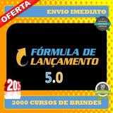 Fórmula De Lançamento 5.0- Erico Rocha+ 3000 Brindes