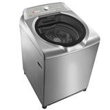 Máquina De Lavar Roupa Brastemp 15kg Inox 220v - Bwn15akbna