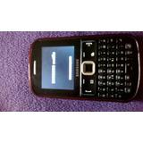 Celular Samsung Chat 222 Pantalla Rota