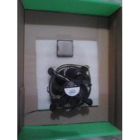 Procesador Dual Core 775 Con Disipador De Calor Y Fan Cooler