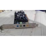 Tarjeta De Sonido Pci Creative Sound Blaster Live Sb0410