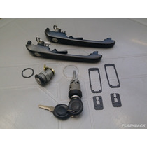 Kit Maçanetas/cilindros Passat 82 A 88 (mesmo Segredo)