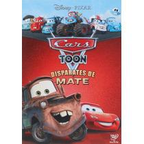 Cars Toon Disparates De Mate Disney Pixar Pelicula En Dvd