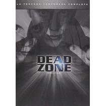 Dead Zone La Zona Muerta Tercera Temporada 3 Tres Serie Dvd