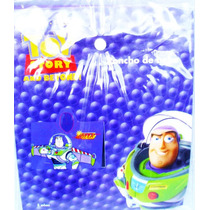 Poncho De Bebe Impremeable Boss Light Year Toy Story