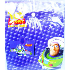 Poncho Para Niño Impremeable Boss Light Year Toy Story