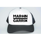 48017c5f4f38d Boné Aba Curva Trucker Dj Martin Garrix Promoção