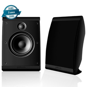 Caixa Acústica Surround Versátil 100w Owm3 Polk Audio (par)