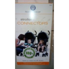 Conector Para Dos Coche Bebe Stroller Connectors