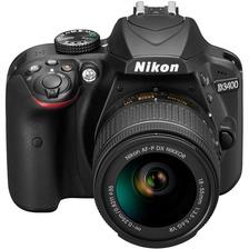 Cámara Nikon D3400 24mp+vr Kitde Lente-netpc Outlet Agotada