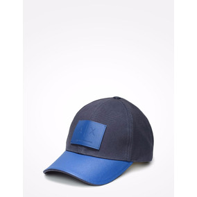 Gorra Armani Exchange Azul Oscuro