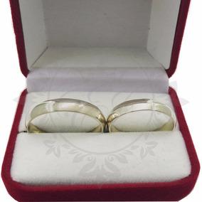 Alianzas De Plata 925 Italianas 5mm, Compromiso - Casamiento