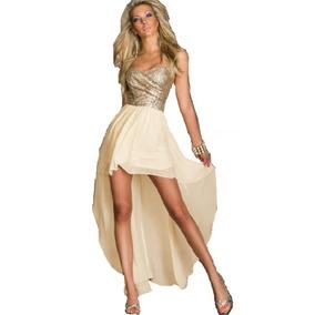 Vestido De Fiesta De Noche Elegante