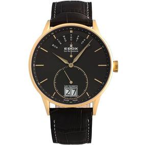 Reloj Edox Les Vauberts 34001357rnnir Ghiberti