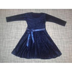 Vestido De Fiesta Chifon T 10-11 Años