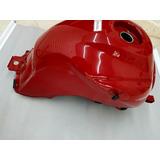 Tanque De Combustível Honda Fan 160 Vermelho 2016 Original