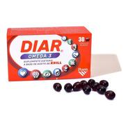 Diar  Aceite De Krill Puro  Omega 3 X 30 Capsulas