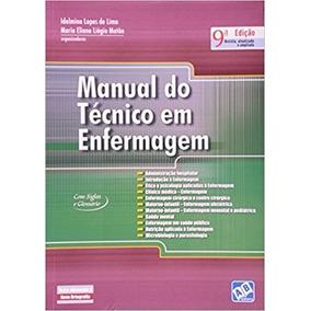 Manual Técnico De Enfermagem Idelmina Lopes De Lima