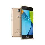 Smartphone Qbex Flix 8gb 4g Dual Chip Desbloqueado Dourado