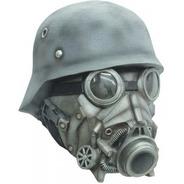 Mascara De Soldado Antigas. Máscara Para Halloween O Fiesta