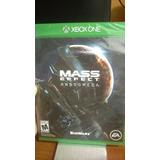 Xbox One Mass Effect Andromeda Nuevo Sellado