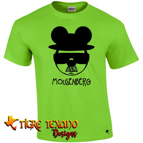 Playera Mickey Mouse Mod.06 By Tigre Texano Designs