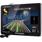 Gps Discovery Tela 7 Tv Digital E Câmera De Ré Alerta Rada