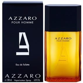 Perfume Azzaro Pour Homme 200 Ml Eau De Toilette Masculino