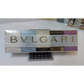 Bvlgari Miniaturas - Collection Feminino 5ml
