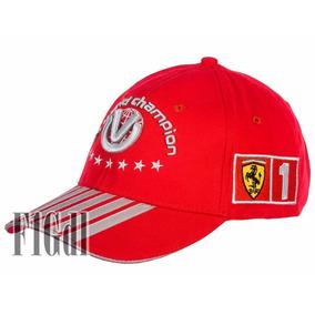 Formula Uno Gorra Michael Schumacher Edicion 7 Campeonatos