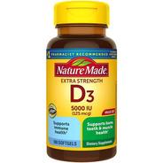 Vitamina D3 180mg 5000 Iu