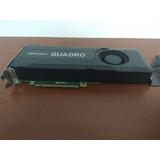 Tarjeta De Video Nvidia Quadro K5000