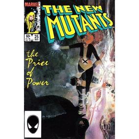 New Mutants #25 1985 Marvel 9.4 (importado)