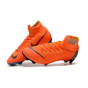 Chuteira Da Nike Mercurial De Profissional - Chuteiras Nike de Campo ... 274b9ca12e61e
