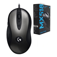 Mouse Logitech Legendary G Series Mx518 Hero 16000dpi Esport