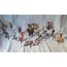 Kit Tinker Bell 12 Display De Mesa De 15 A 20cm